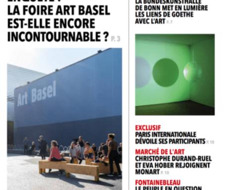 The Art Newspaper Daily – La Foire Art Basel est-elle encore incontournable ?